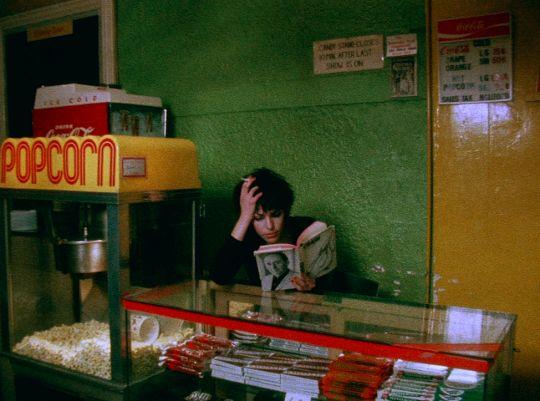 Permanent Vacation (1980, Jim Jarmusch) / Cinematography by Tom DiCillo, James A. Lebovitz
