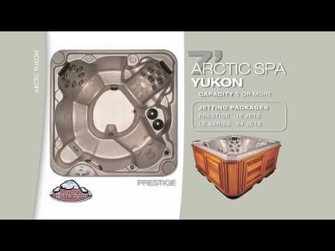 The Yukon 5 Person Hot Tub   Arctic Spas