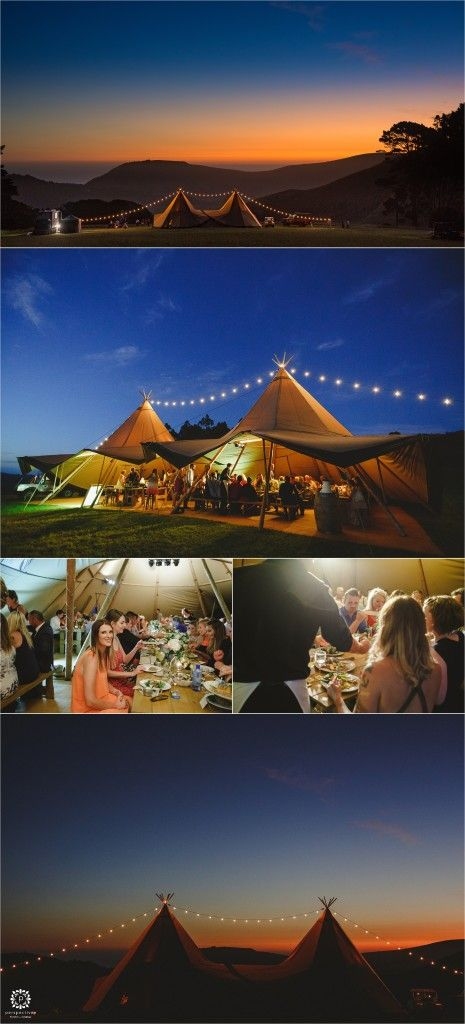 Jonkers farm rustic marquee wedding venue Auckland