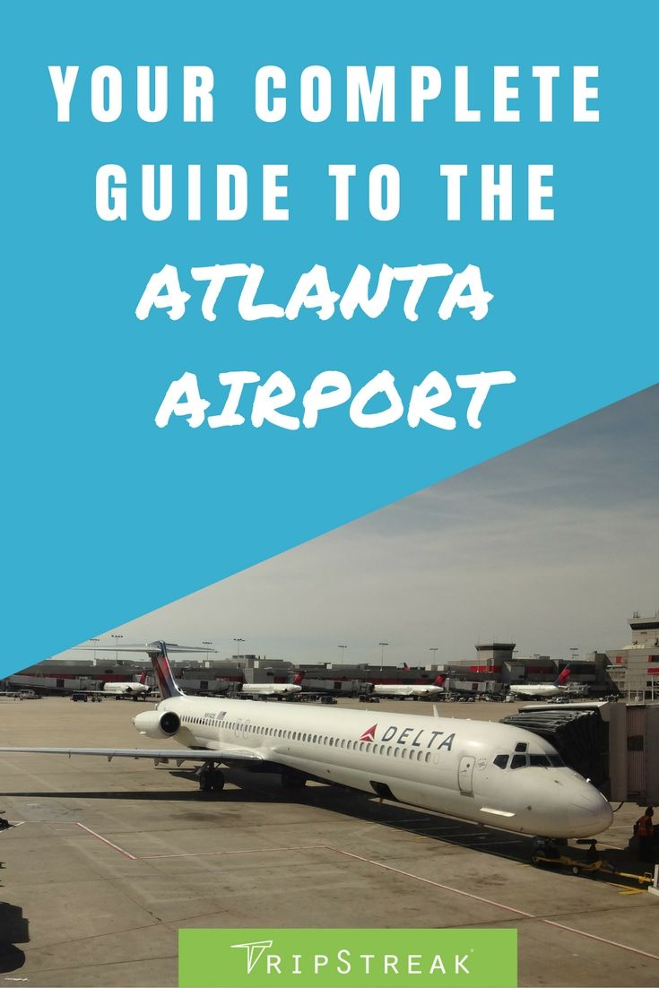 Get tips on traveling to the Atlanta airport, such as where to eat, where to park, and how to get around! Click for details!