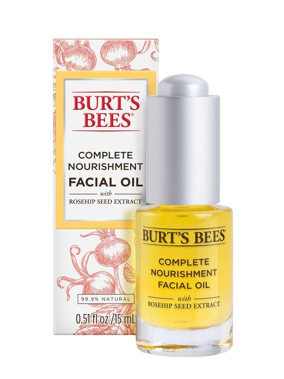 Although I'm a bit of a skin-care junkie, I'm particularly obsessive about facial oils—and I'm somewhat of a harsh critic. Most recently, though, it's Burt's Bees Complete Nourishment Facial Oil that's made its way into my permanent collection.