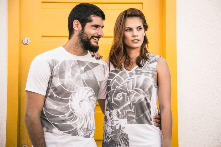 T-shirt Tende Paz - Masculina   Regatão Live in Harmony - Feminino  #donotconform #usedozedois