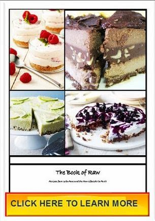 Raw Recipes with Raw Dessert Recipes and Raw Chocolate Recipes: All Recipes