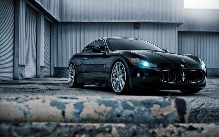 Maserati GranTurismo GT