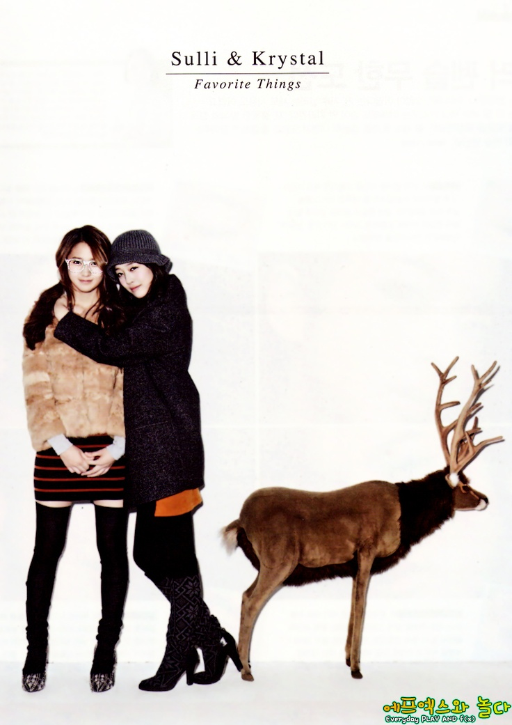 Yoona and kris dating corey 1