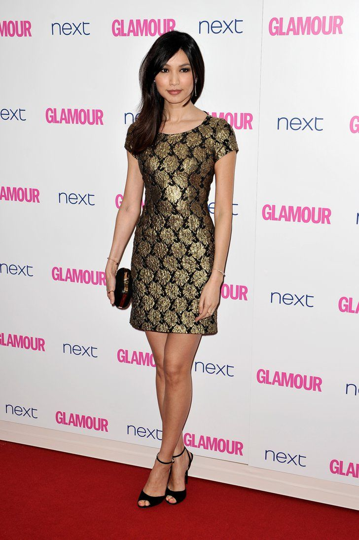 Pin for Later: Meet the Most Glamorous Women of the Year So Far Gemma Chan