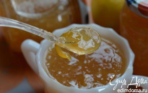 Домашний лимонный джем | Кулинарные рецепты от «Едим дома!»