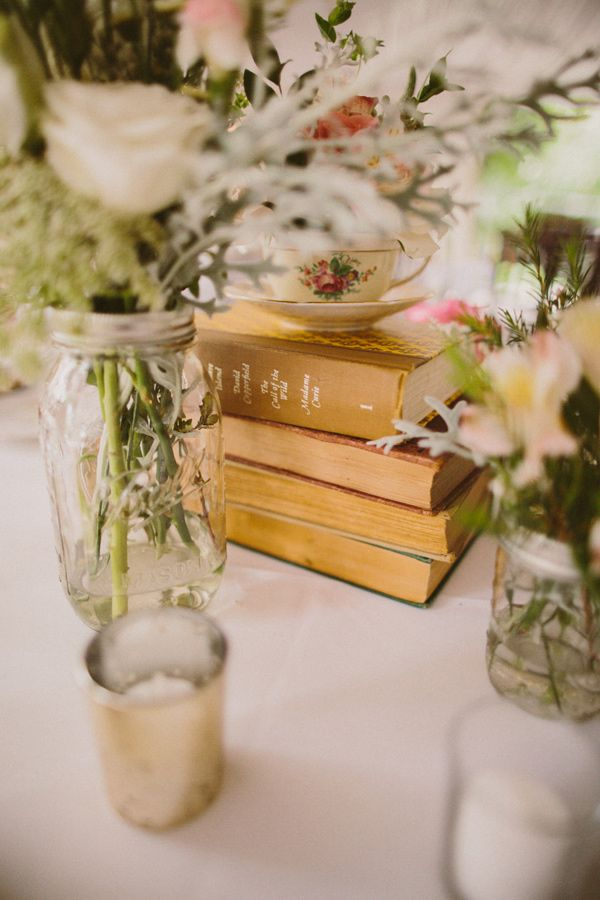 310 best vintage centerpieces images on pinterest vintage book and china centerpiece photo by yes dear studio junglespirit Image collections
