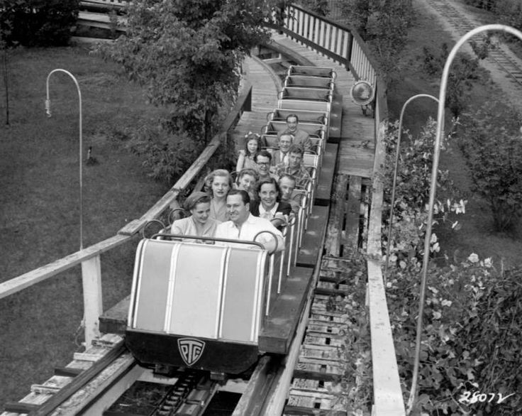 The history of roller coasters essay