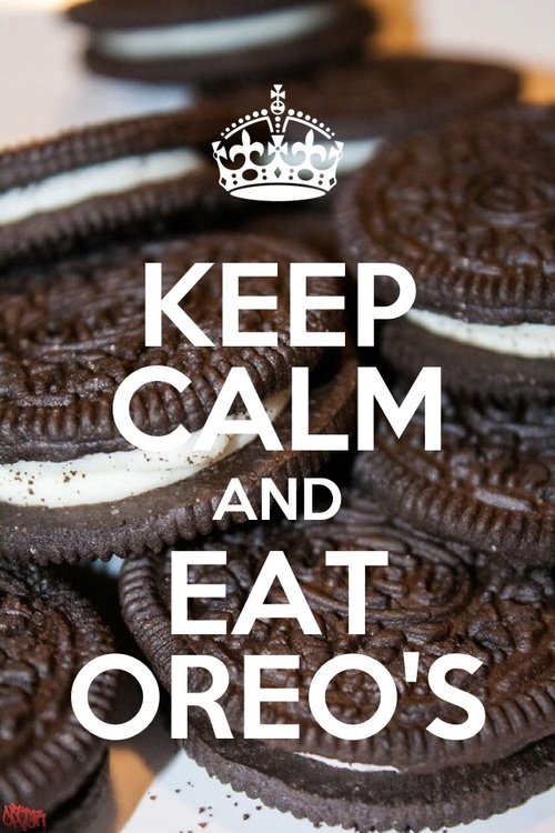 Who else is thinking we are going to be Oreo gluttons at my party? (They make those things gluten free for me, soo...)