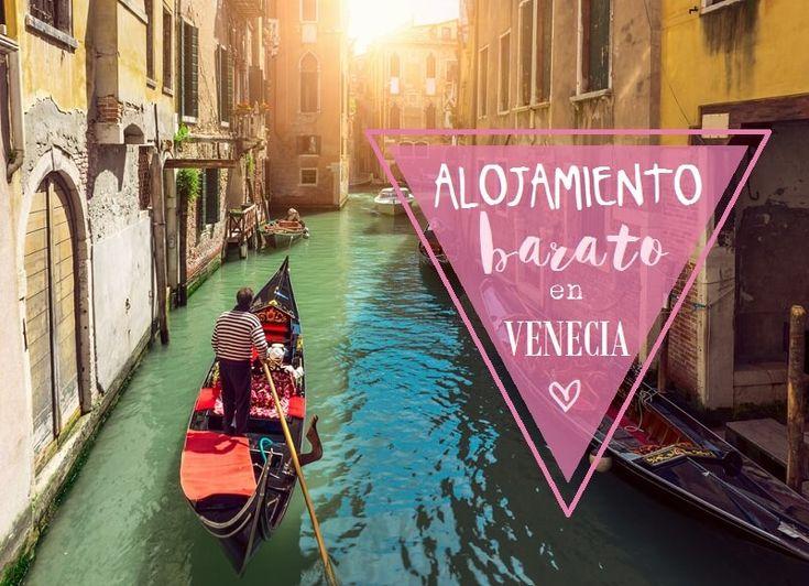 Un listado con los mejores hostales, hoteles y bed and breakfast a buen precio en Venecia. Para los que buscan alojamiento barato en Venecia