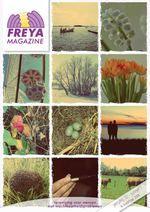 Freya Magazine Winter 2014. Over humor, vergoedingen en meer. @Amélie Bernard Vereniging