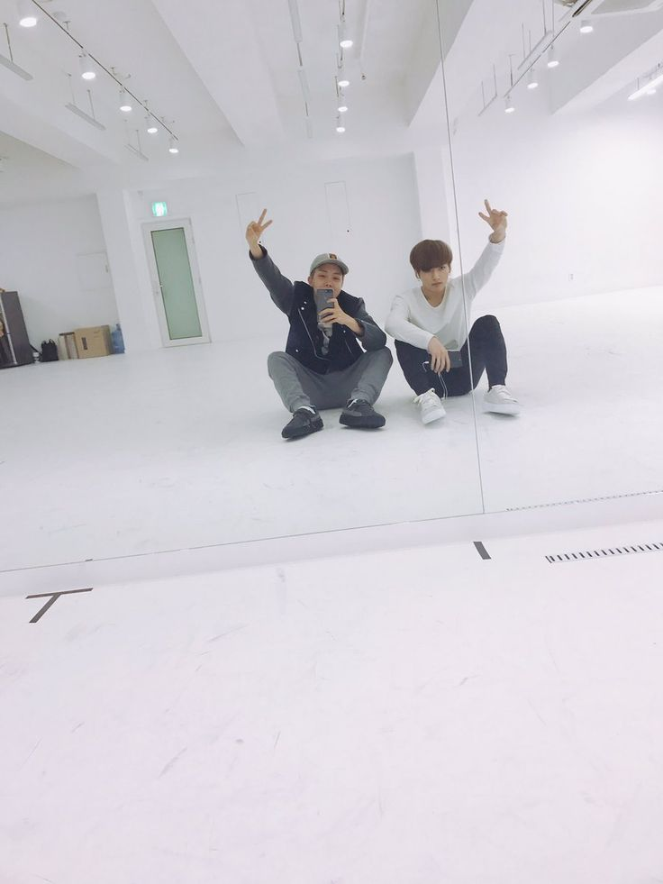 BTS Jungkook and JHope