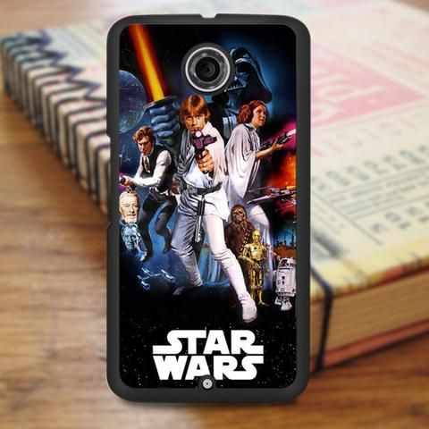 Star Wars Poster Nexus 6 Case