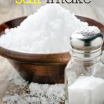 Too Much Salt? Why and How to Reduce Your Sodium Intake