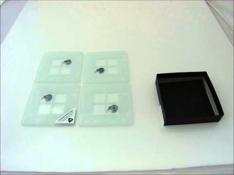 Awesome glass coasters! www.pauaworld.com/glass-coasters