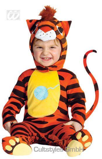 Dieses Tiger Babykostüm orange-schwarz-gelb aus unserer Kategorie Karnevalskostüme Baby ist für jedes Kätzchen das passende Kostüm. Es wird ihren Liebling im Handumdrehen in eine plüschige Tigerkatze verwandeln und garantiert alle Blicke auf sich lenken.