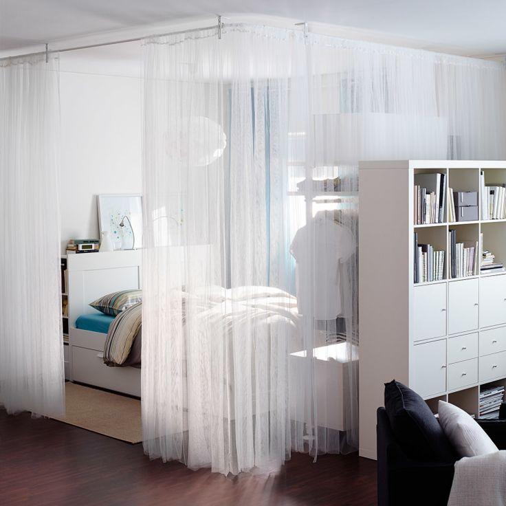 78+ Ideas About Ikea Small Bedroom On Pinterest