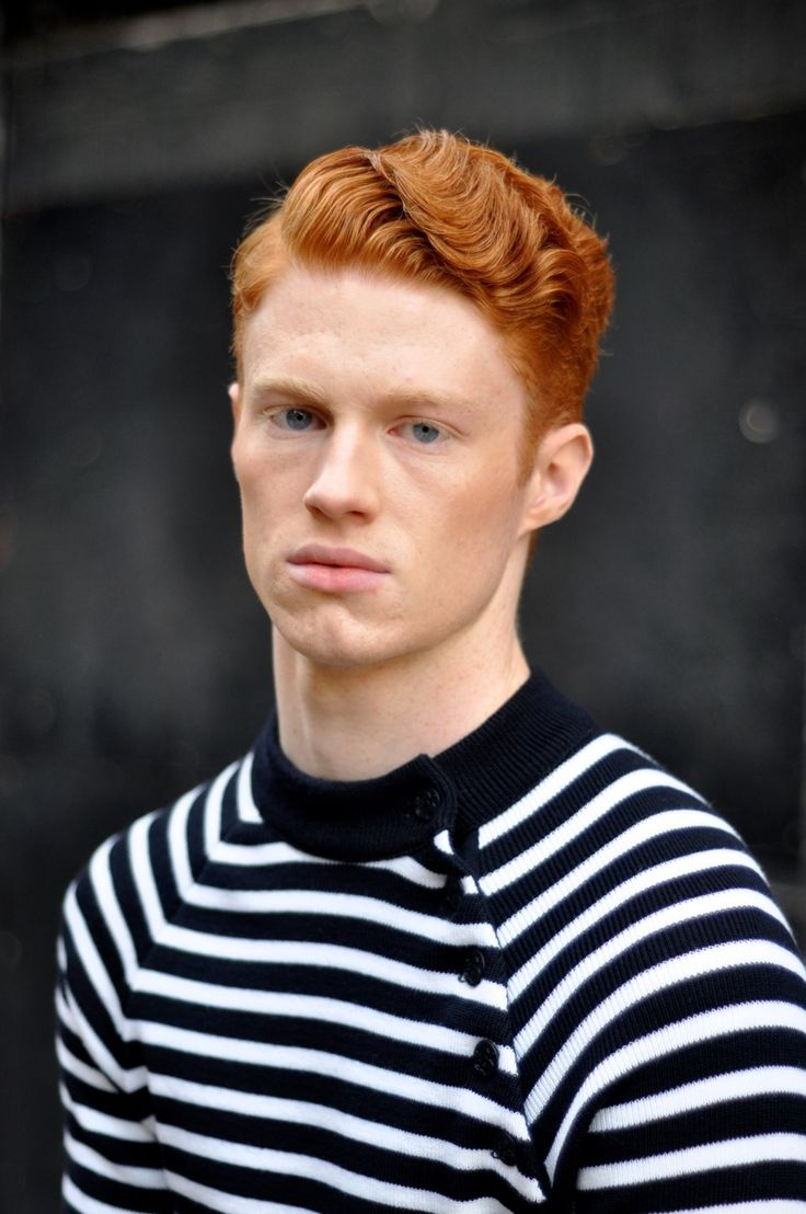 Redhead boy haircuts  best the ginger man who likes cats images by thalia  on