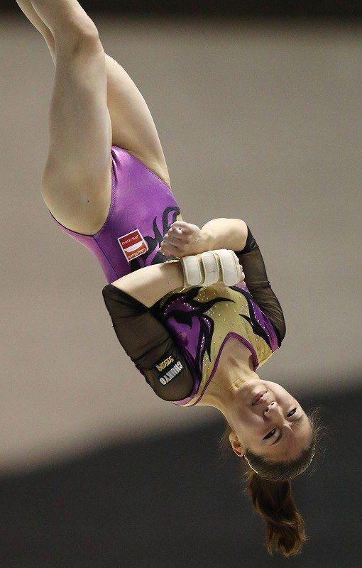 寺本V、リオへ前進…NHK杯・女子個人総合 - 毎日新聞 #体操 #寺本明日香