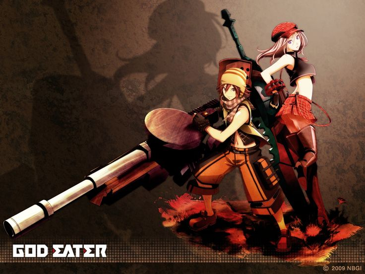 are you looking for god eater burst hd wallpapers