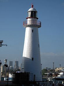 Cape Bowling Green lighthouse, New South Wales