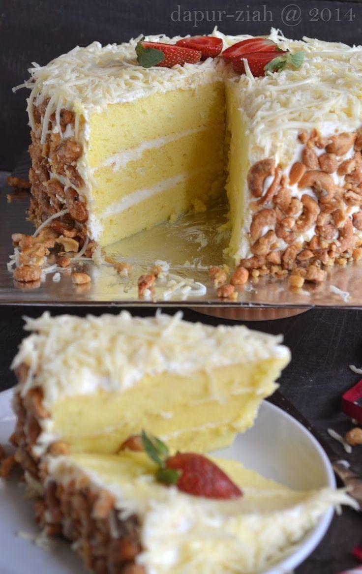Cheese Cake ala Dapur Zie