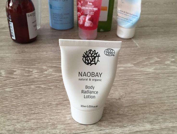Une nouvelle édition des Empty Products est sur le blog ! Pour connaître mon avis sur cette crème pour le corps Naobay, par ici : http://bavardagesentrefilles.fr/autres/empty-products-2