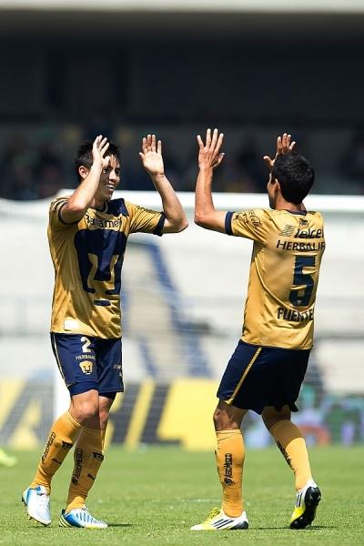 Pumas obtuvo otros tres puntos para ascender en la tabla general.