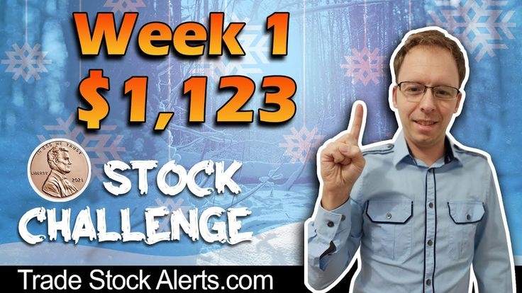 Best stocks to buy now penny challenge week 1 up 12