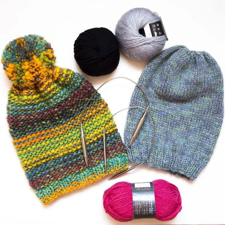 А вы бы хотели научиться вязать простые шапки с помпоном или без? А шарфы/снуды? Принимаются в том числе варианты ответов того, что еще вам было бы интересно научиться вязать. Очень интересно узнать мнение каждого! #frautag_knittingfamily #knitting #вязание #hat #шапка #pompom #помпон