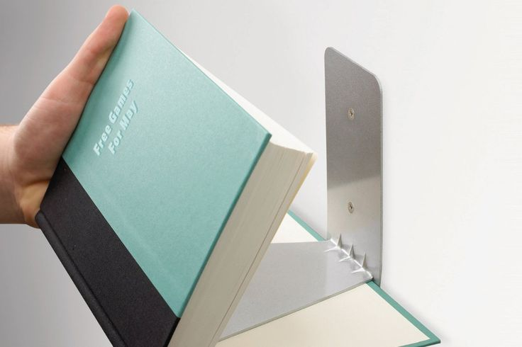 werking van de onzichtbare boekenplank