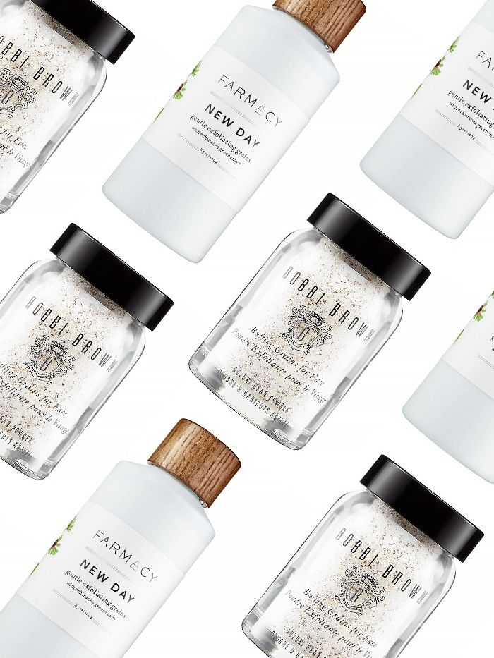 Cleansing Grains: The Natural Exfoliant for Sensitive Skin via @ByrdieBeauty