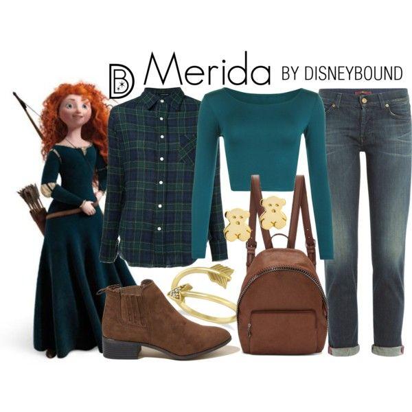 Disney Bound - Merida