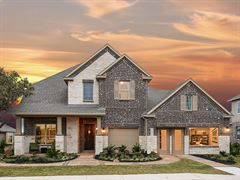 Ryland Homes Estates at Westpointe community in San Antonio, TX