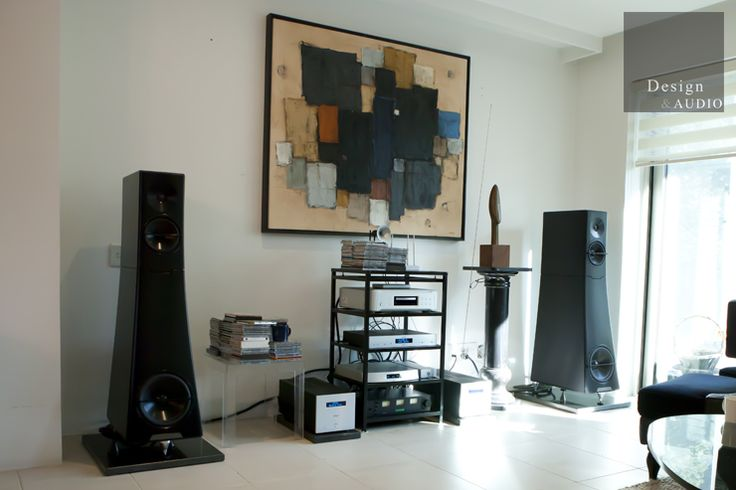 YG Acoustics Hailey 1.2 with Audionet