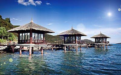 WOW-Effekt: Die Top 10 der Überwasser-Bungalow-Hotels