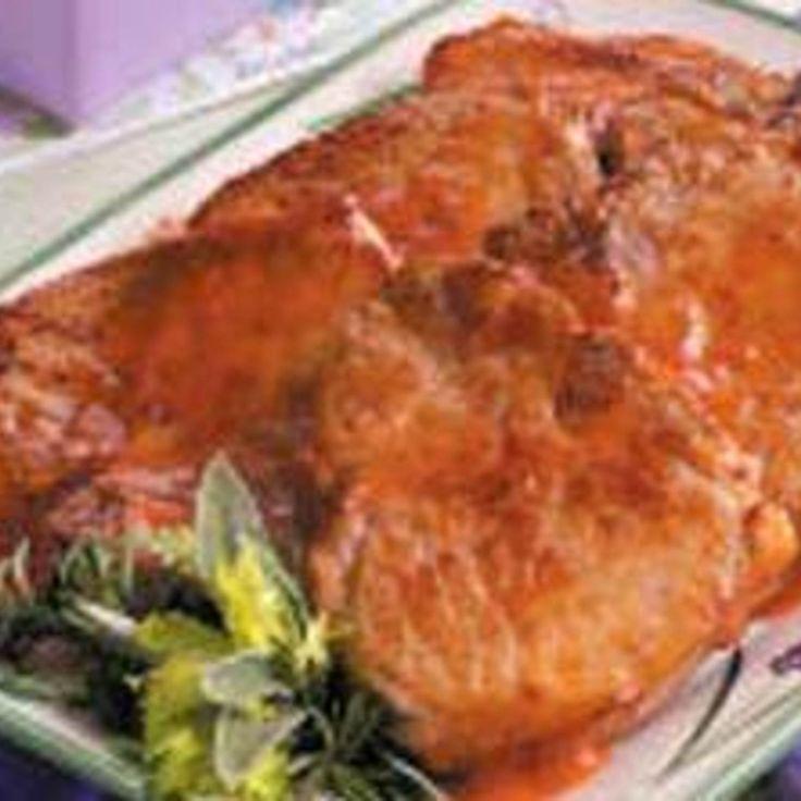 Pennsylvania Dutch Pork Chops Recipe