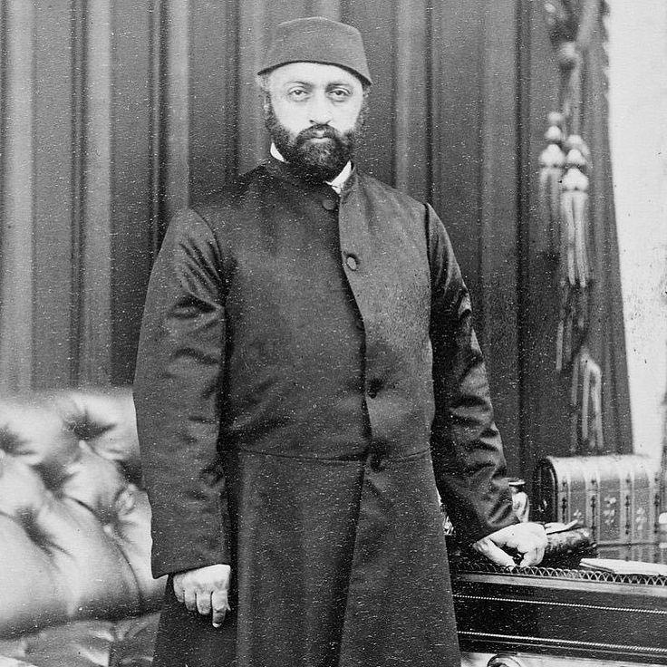 #SultanAbdülaziz'in 1867 yılındaki İngiltere ziyaretinden.. #OsmanlıDevleti