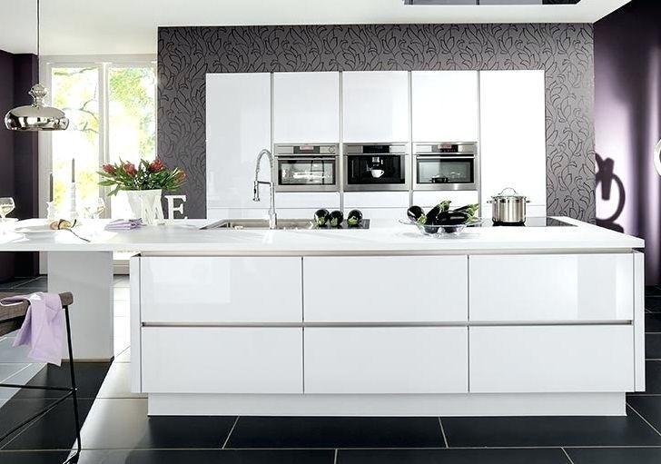 cuisine cuisinella prix belle cuisine blanche moderne by le ...