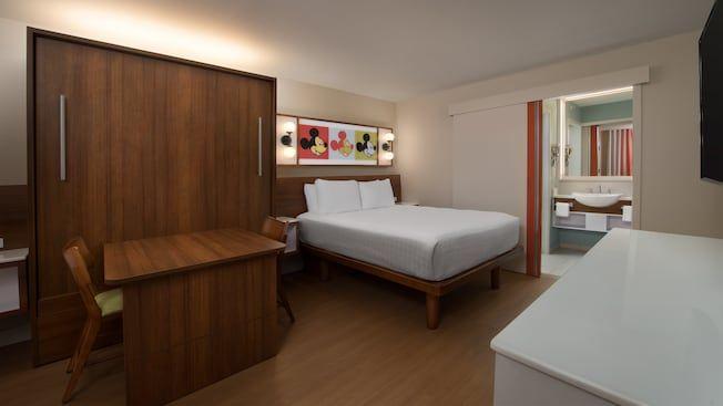 Room Rates At Disney S Pop Century Resort Walt Disney World Resort Disneys Pop Century Resort Disney Pop Century Pop Century