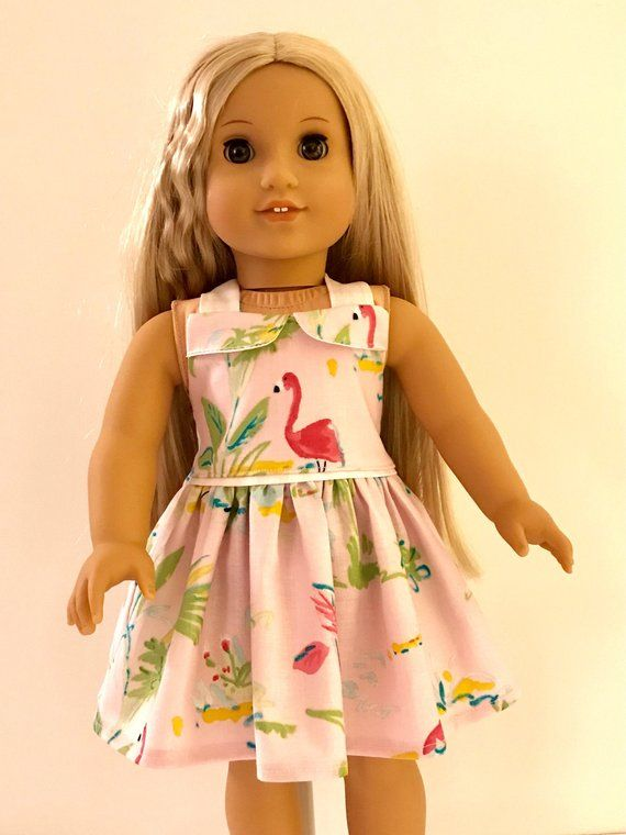 fits American Girl and 18 Inch Dolls Dollie /& Me Doll Outfit with Shorts /& Top