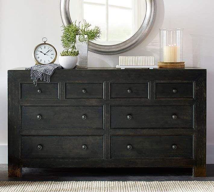 Dawson Extra Wide Dresser In 2019 Extra Wide Dresser
