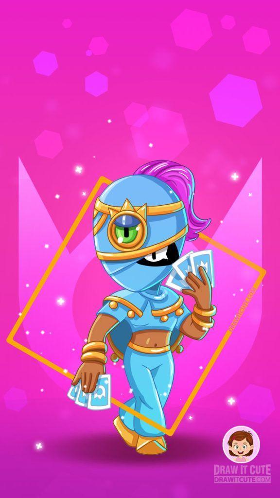 Brawlstars Piper By Mentita Kirby On Deviantart In 2020 Star