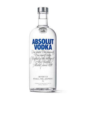 Absolut Vodka Bottle Redesign - Absolut Media Room