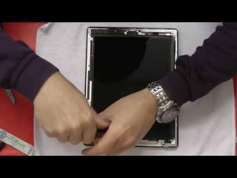 Ipad 2 / 3 Touch Glas Tauschen Reparieren Wechseln ausführliche Anleitung Deutsch - YouTube