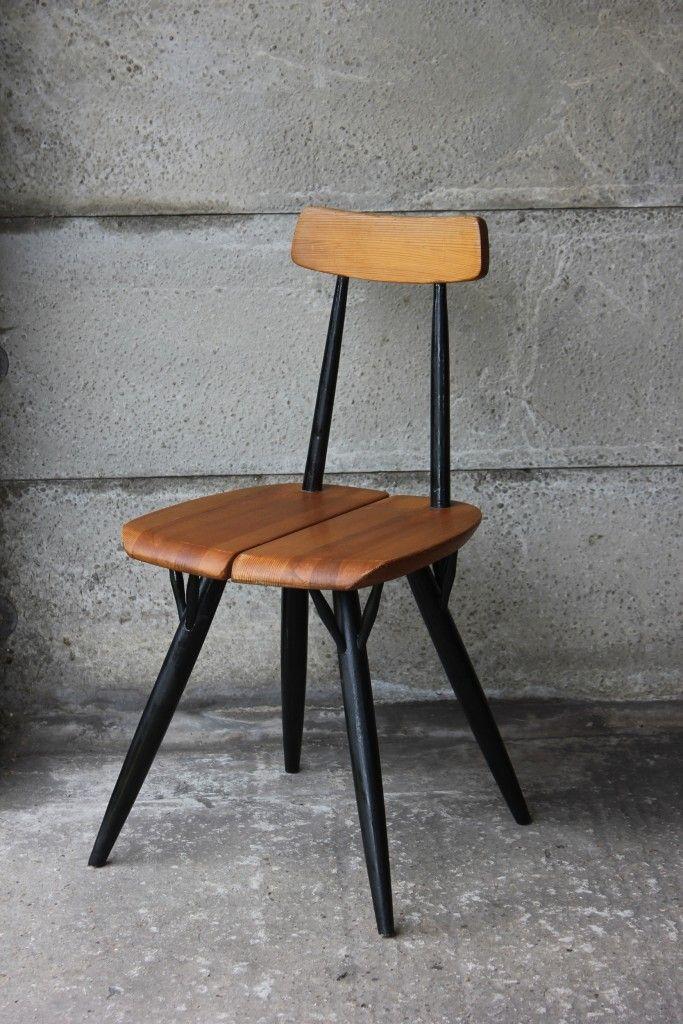 Pirkka Chair, Ilmari Tapiovaara, Laukaan Puu, 1955 | 1934