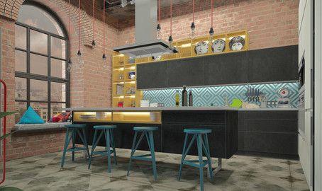 Projet 5 › Plans des architectes russe de premier plan › Galerie › Cuisines   LEICHT – Cuisines aménagées de marque de LEICHT Küchen AG