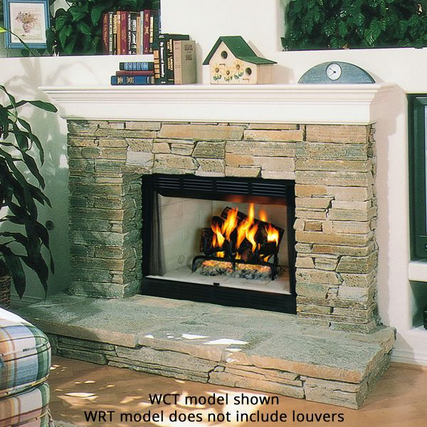 Superior Wrt2000 Wood Burning Fireplace Superior Products Woodlanddirect Com With Images Home Fireplace Wood Fireplace Fireplace