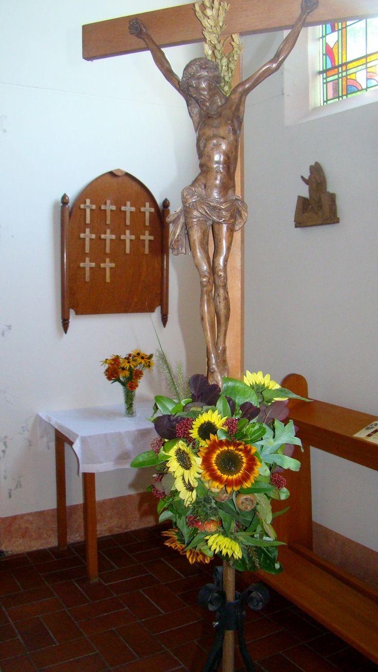 bloemen kerk